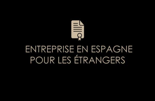 SOCIÉTÉ EN ESPAGNE POUR LES ÉTRANGERS