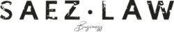 logo del despacho de abogados saez law