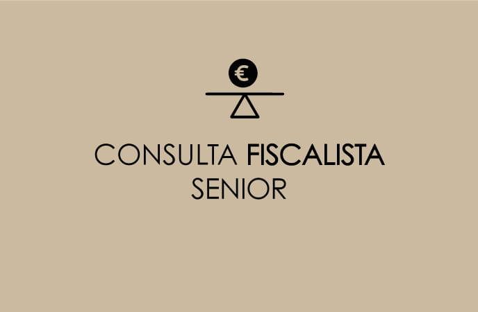 CONSULTA FISCALISTA SENIOR