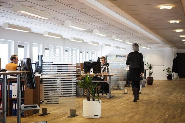 ¿Un buen abogado fiscal trabajaría en una oficina como esta?